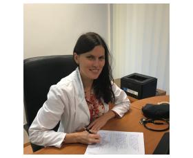 Fizinės medicinos ir reabilitacijos gydytoja - D. Ptrauskaitė