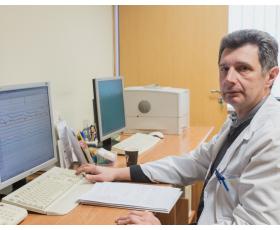 Medicinos gydytojas A. Alonderis