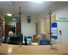 Klinikos registratūra